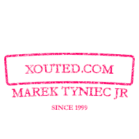 XOUTED.COM - Marek Tyniec Blog