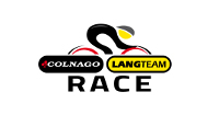 logo Colnago Lang Team Race w200px