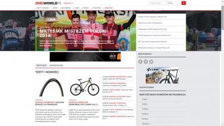 """Dla porównania """"jedynka"""" bikeworld.pl"""