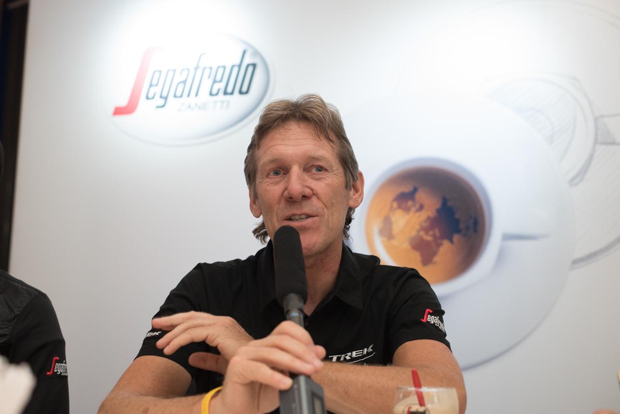 Dirk Demol sugeruje ograniczenie wielkości peletonu do 140 kolarzy