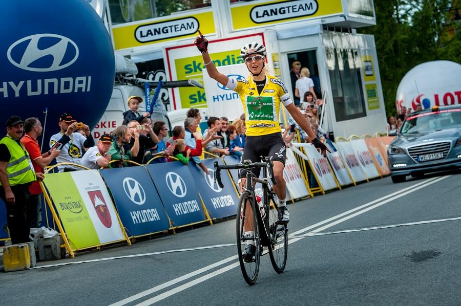 Jolanda Neff wygrywa Tour de Pologne Kobiet. fot. Szymon Gruchalski
