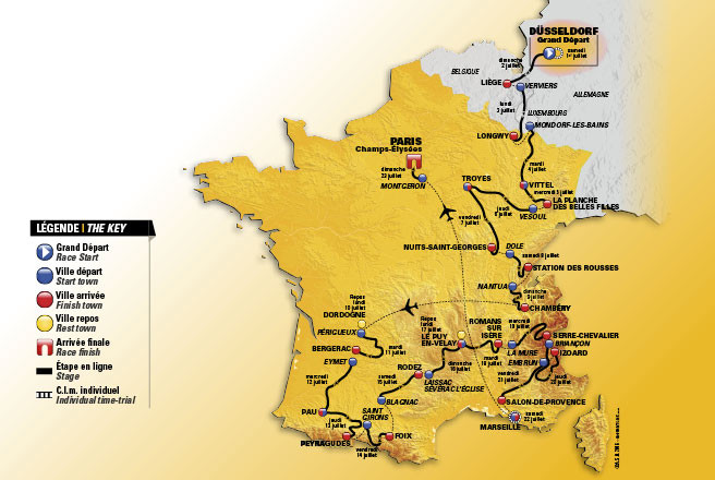 Kto wygra Tour de France 2017 – XOUTED – Blog Kolarski by Marek Tyniec